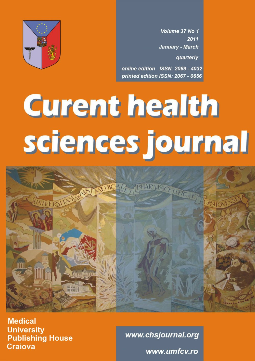 Current Health Sciences Journal, vol. 36 no. 1, 2010