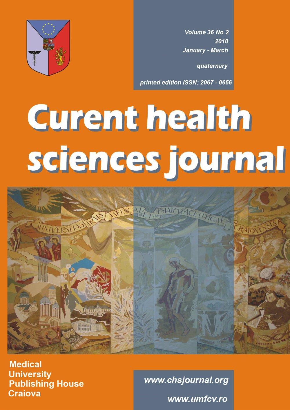 Current Health Sciences Journal, vol. 36 no. 2, 2010