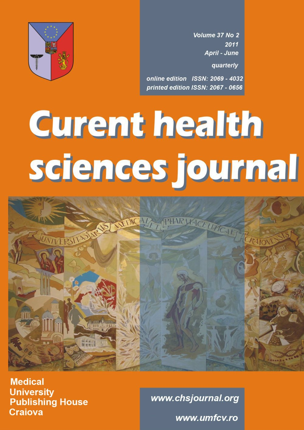 Current Health Sciences Journal, vol. 37 no. 2, 2011